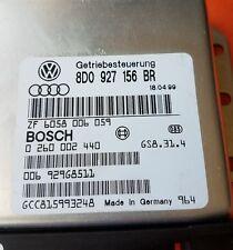 98-02 VW Passat Audi A4 TCU Transmission Control Module 8D0 927 156 BR