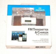 Naztech N3010 FM Transmitter & Car Charger for Ipod, Ipad, & Iphone