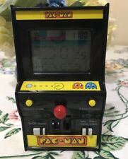 Vintage Pac-Man 1980 Hand Held Game NamcoPacman Mini Arcade / Great Condition