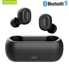 QCY T1C Dual Wireless Bluetooth 5.0 Earbuds Headset TWS In-Ear Stereo Earphone