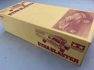 Tamiya Dyna Blaster Body 50495 NIB OVP Neu