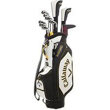 Callaway WARBIRD 2016 model with a set of golf clubs club ten Caddie Steel / S J