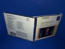 Ave Maris Stella: Life of the Virgin Mary in Plainsong (CD, Jan-1991) A440