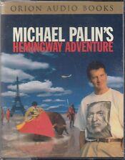 Hemingway Adventure Michael Palin 4 Cassette Audio Book Unabridged Travel