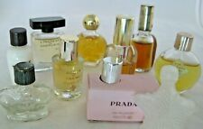 10 VINTAGE AND MODERN MINIATURE PERFUMES