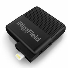 IK MULTIMEDIA iRig Mic Field Microfono stereo per iphone ipad e ipad lightning
