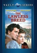 THE LAWLESS BREED  (1953 Rock Hudson) - Region Free DVD - Sealed
