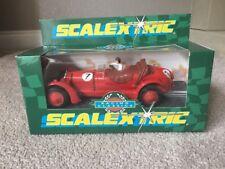 C241 Red Alfa Romeo Scalextric Very Rare Unopened New Boxed 1/32  Scale