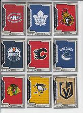 18/19 OPC Montreal Canadiens Checklist Silver card #566