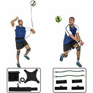 2 Sets Of Volleyball Training Aid Great Trainer For Solo Practice Serving Arm &
