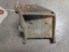 John Deere G generator bracket F816R with adjusting strap