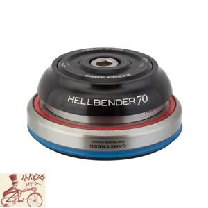 "CANE CREEK HELLBENDER 70 SERIES IS41/IS52 INTEGRATED 1-1/8"" x 1.5"" HEADSET"