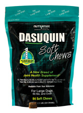 Dasuquin for Large Dogs (84 Soft Chews), 01/2021, NEW