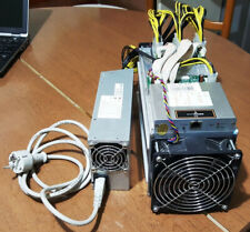 Antminer S9 14TH/s Bitcoin Mining + Firmware del 2019 Low Power + Alimentatore