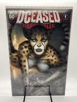 DCeased Unkillables #1 - Ryan Brown Exclusive - Comics Elite