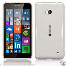 Soft Gel Clear Transparent Case Cover For Microsoft Nokia Lumia 640 LTE / 640XL
