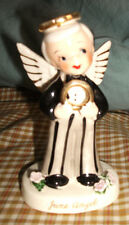 NAPCO JUNE ANGEL BOY Figurine 1956 A1922 Hard to find Mid Century Vintage 4 ½""