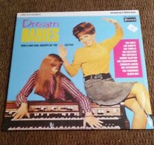 DREAM BABIES, GIRLS AND GIRL GROUPS OF THE 6O'S; 14 TRACK LP, STILL IN SHRINK