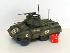 28mm Bolt Action Chain Of Command US Army M8 Greyhound Scout Car - Painted #2