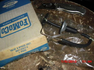 1966-67 Lincoln Continental NOS Factory Ford A/C Bypass Valve