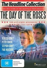 THE DAY OF THE ROSES AUSTRALIAN MOVIE (2 DISC) REGION 4 DVD