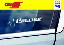 Honda CRX in my Blood heartbeat window sticker decal graphic vtec del sol car