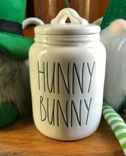 New Rae Dunn Hunny Bunny Baby Canister Easter 2020