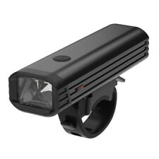 beam front lamp USB rechargeable bike white LED light waterproof XPG cree 400 Lm