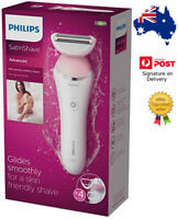 Philips Satin Shave +4 Advanced wet & Dry Electric Women's Shaver for Legs&Body