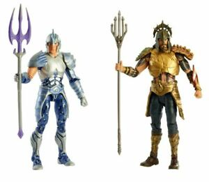 DC Comics Multiverse Gladiator Battle Movie Aquaman vs Orm Ocean Master
