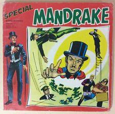 Special MANDRAKE n° 5 Mondes Mysterieux de 1974