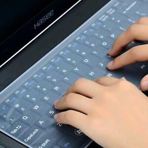 Laptop notebook Keyboard Cover Protector Skin Cover dustproof Waterproof film