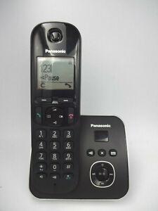 Panasonic KX-TG6801 Cordless Telephone With Answer Machine Single Box