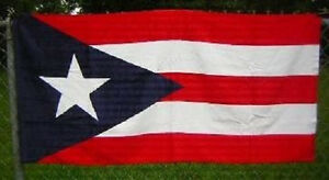 Puerto Rico Puerto Rican 30 x 60 Beach Towel (Cotton Twill)