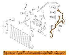 MINI OEM 07-10 Cooper AC A/C Air Conditioner-Liquid Hose Line 64539224863