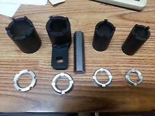 2003 thru 2009 SV650 Complete Locknut Socket Wrench Set DHS-6304