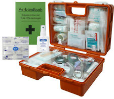 "Erste-Hilfe-Koffer M1 mit ""Notfallbeatmungshilfe"" DIN 13157 & Desinfektionsspray"