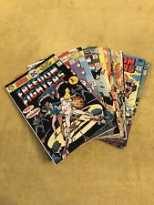 Dc Comic Book Lot: Freedom Fighters 1 2 3 4 5 6 7 8 9 10 11 12 13 14 15