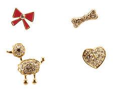 Con Mi Go E110010 Four highly fashionable stud earrings