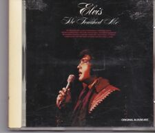 Elvis Presley-He Touched Me cd album