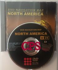 2004 2005 Toyota Prius Hybrid Generation4 Navigation DVD Map 2012 Update 100%OEM
