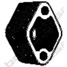 BOSAL Original Gummistreifen, Abgasanlage - 255-375 - Citroen Saxo Peugeot 106