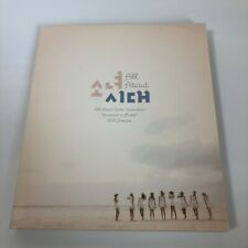 SNSD - All About Girls Generation Paradise in Phuket Photo Book Free Shipping