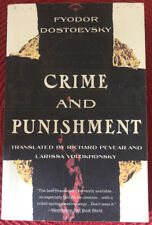 Vintage Classics Ser.: Crime and Punishment by Fyodor Dostoevsky (1993, Trade...