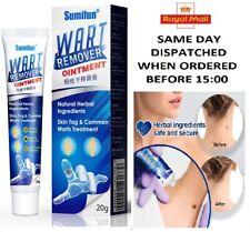 Wart Removal Treatment Cream Plantar Flat Filiform Periungual Common Skin Tag