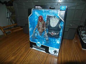 McFarlane Toys DC Multiverse Batman Last Knight Scarecrow 7 inch Action Figure