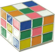 Rubicks Cube Retro Belt Buckle-