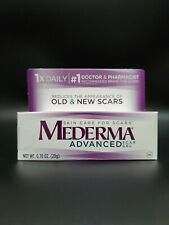 Mederma  Skin Care for Scars Advanced Scar Gel 0.70 OZ EXP 04/2021