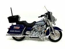 Harley-Davidson Die-Cast Virgina State Police In Box Scale 1:18 Free US Ship