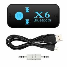 Mini Car Bluetooth Digital Music Receiver MP3 Player TF Card Slot Portable